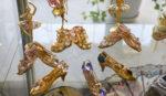 Выставки «Кружевная Балахна» и «Большой мир маленькой туфельки» открылись в Елабуге