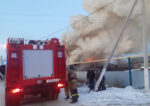 В Татарстане семья с ребенком спаслась из пожара благодаря пожарному извещателю