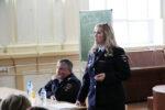 Встреча сотрудников полиции со студентами Елабужского КФУ