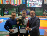 Борец из Елабуги Ислам Фаляхов стал трехкратным чемпионом Мира
