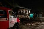 На пожаре в Елабужском районе погиб мужчина