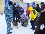 Воспитанников общественной организации «Планета Добра» в гостях у полиции