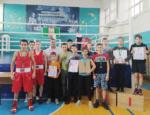 Елабужане приняли участие в XIX Всероссийском турнире по боксу