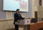 Рустем Нуриев выступил в Казанском федеральном институте