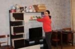 Многодетная семья из Елабуги получила квартиру, побывав на приёме у руководителя исполкома ЕМР