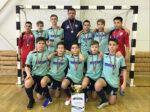 Елабужане заняли второе место в Первенстве РТ по мини-футболу