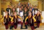 Ансамбль песни и танца «Алабуга» завоевал звание лауреата I степени