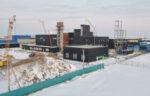Глава Госстройнадзора оценил ход строительства полилингвальной школы в Елабуге