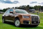 Число предзаказов автомобилей проекта Aurus составило более 700 заявок