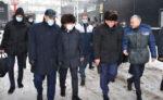 Вице-премьер Юрий Борисов посетил ОЭЗ «Алабуга»