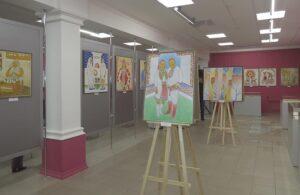 выставка М Кузнецова в Елабуге