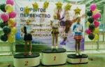Елабужанка заняла первое место в открытом Первенстве по фигурному катанию