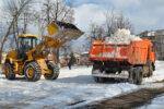 График уборки дворов от снега с 8 по 14 февраля