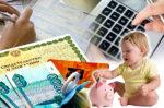 С 1 марта 2021 г. изменены правила выдачи пособия на ребенка