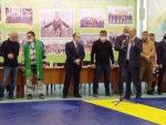 Елабужане вошла в десятку лучших на  турнире по көрәш