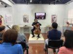 Концерт  виолончелиста из Франции Марка Дробинского