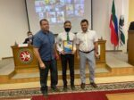 Рустем Нуриев вручил награды спортсменам
