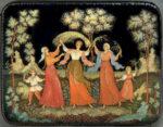 В Елабуге откроется выставка произведений лакового искусства «Шедевры Палеха»