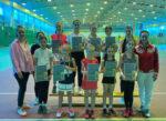 Кубок города по теннису, посвященный Дню защиты детей