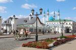 Татарстан вошёл в десятку самых популярных регионов для путешествий в августе