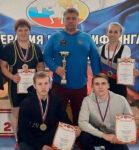На Чемпионате ПФО по пауэрлифтингу елабужане заняли призовые места
