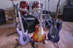В Елабугу привезли уникальную гитару