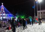 План новогодних уличных мероприятий г. Елабуга