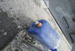 Из-за выброшенной из авто канистры было перекрыто движение на трассе М7 в Татарстане