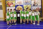 Елабужские баскетболистки заняли 3 место в Первенстве РТ