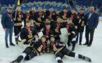 Елабужские «Лесные пчелы» — чемпионы Всероссийских соревнований «Золотая шайба»