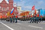 Парад Победы в Москве состоится 24 июня