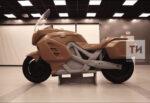 Минпромторг показал прототип мотоцикла Aurus