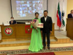 Рустем Нуриев поздравил вокальные коллективы Елабужского колледжа культуры