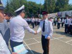 В Елабужском суворовском военном училище юбилейный выпуск