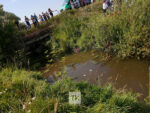 В Татарстане водитель погиб, съехав на машине в реку