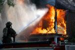 С начала года в пожарах в Татарстане погибли более ста человек