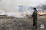 Равиль Кузюров: «В Альметьевском районе был переход к верховому пожару – самому опасному»