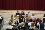 Полицейские Елабуги провели встречу со студентами Елабужского колледжа культуры и искусства