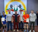 Чемпионат РТ по пауэрлифтингу