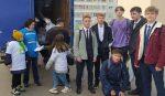 В рамках акции «Саженцы в обмен на вторсырье» собрано 2 тонны макулатуры