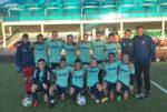 Елабужские футболисты заняли третье место в Первенстве РТ по футболу