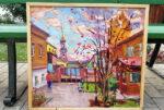 Выставка «Энергетическая живопись Рашида Гилазова»